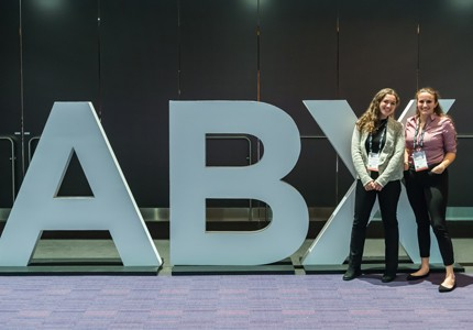 ABX Sign